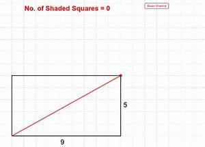 Diagonal Problem  Manual Counting   U2013 Geogebra