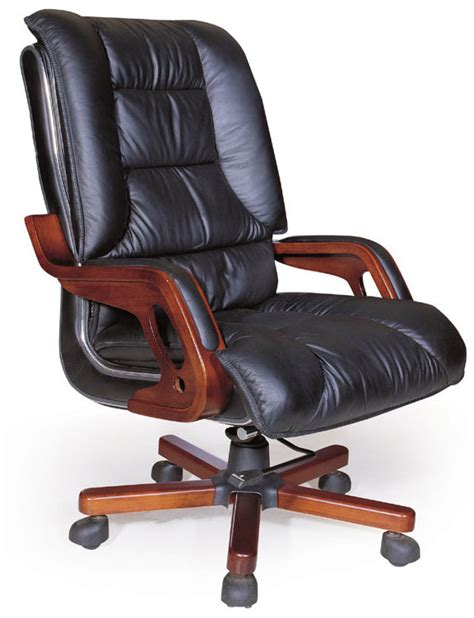 high back genuine leather executive office chair buy