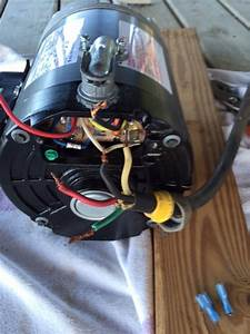 Need Help Wiring New Lift Motor -pulling My Hair Out