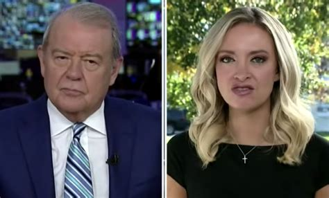 Watch Fox News Break the News to Kayleigh McEnany That ...