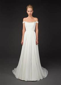 get the trend at any budget off the shoulder wedding gowns With where to get wedding dresses
