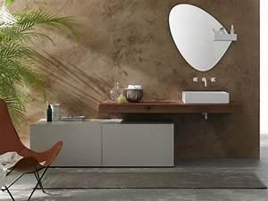 Console Salle De Bain : salle de bain et cuisine c drin d co ~ Teatrodelosmanantiales.com Idées de Décoration