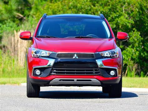 2016 Mitsubishi Outlander Sport Review