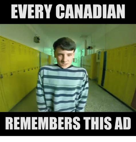 Canadian Memes - every canadian remembers this ad canadian meme on sizzle