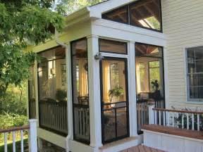 miscellaneous screened in porch ideas interior