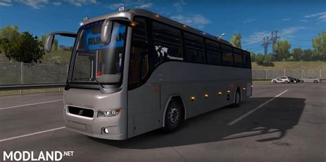 volvo bus and truck bus runiran volvo b9r i shift 1 27 x mod for ets 2