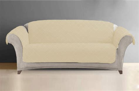 Couverture Protectrice Pour Fauteuil, Causeuse Ou Sofa