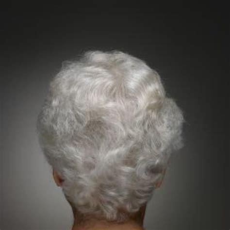 rid  yellow  gray hair  hydrogen