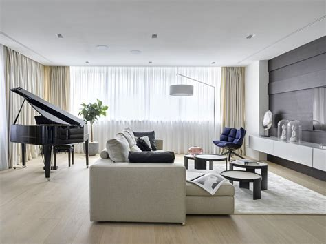 Room Ideas Luxury Apartment Design By Alexandra Fedorova