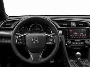 New 2018 Honda Civic Si Sedan Manual W  High Performance