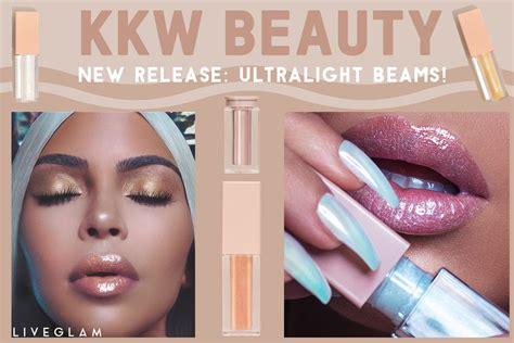 Kim Kardashians New Kkw Beauty Products Launch Tomorrow