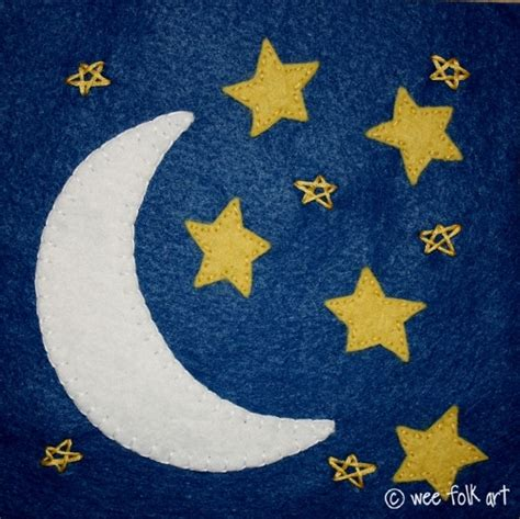 moon  stars applique templates favequiltscom