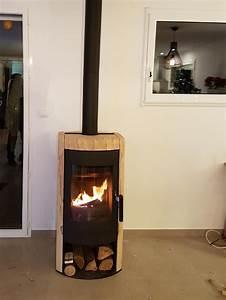 Poele A Bois Installation : installation d 39 un poele a bois vers ons en bray 60 ~ Premium-room.com Idées de Décoration
