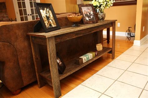 uttermost wall sconces reclaimed oak sofa table rustic console tables