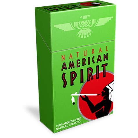 american spirit lights american spirit menthol light pack 31798 p gil