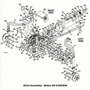 729bt6 Drive Assembly Below Sn  6063844 2010 5 Grasshopper
