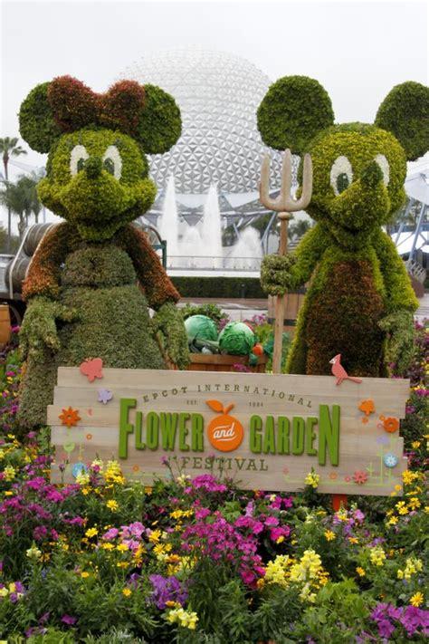 topiaries    epcot international flower