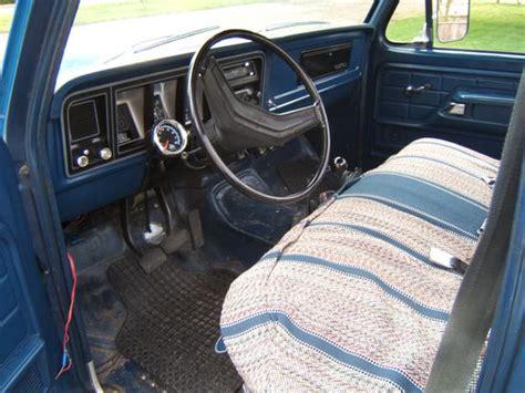 bigblueford  ford  regular cab specs