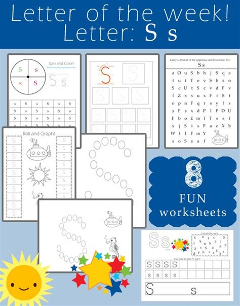 letter of the week letter s play school letter of the
