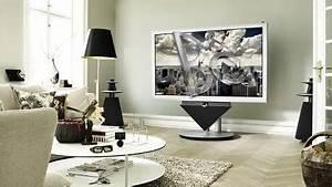 Bang Und Olufsen Fernseher : bang olufsen 3d fernseher mit motorhalterung und zwei metern diagonale ~ Frokenaadalensverden.com Haus und Dekorationen