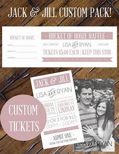 jack and jill buck and doe ticket package tickets With jack and jill tickets templates