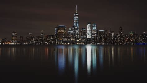5120x2880 New York City Night 5k Hd 4k Wallpapers, Images, Backgrounds, Photos And Pictures