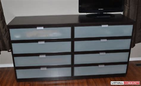 Ikea Hopen 4 Drawer Dresser Assembly by Ikea Hopen 8 Drawer Dresser Coalharboursale List4all