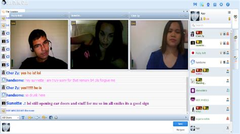 Random Video Chat & Chat Rooms Apk For Blackberry