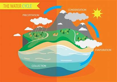Cycle Water Diagram Graphics Vecteezy Resources System