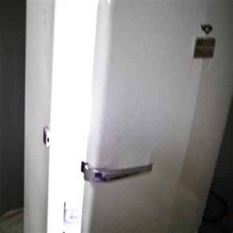 defrost  kenmore side  side freezer homesteady