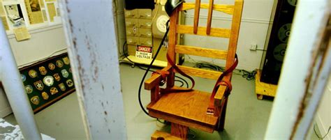 execution chaise electrique la chaise électrique a été inventée par un dentiste
