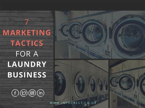 marketing for business marketing tips for a laundry business