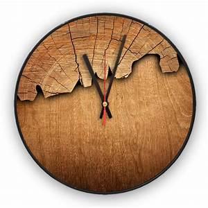 Uhren Aus Holz : uhr design motiv 30cm besondere wanduhr deko schallplattenuhr holz schallplatten ebay ~ Whattoseeinmadrid.com Haus und Dekorationen