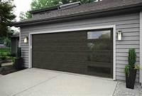 contemporary garage doors Clopay® MODERN STEEL™ collection Garage Doors   The Doorman