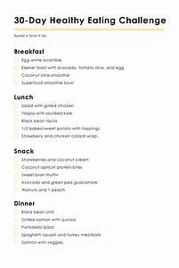 #TheByrdie30: Your 30-Day Healthy Eating Challenge | Byrdie UK