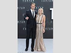 Alexander Skarsgard denies rumours of marriage with