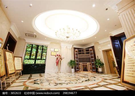 房地产销售中心高清图片下载_红动网