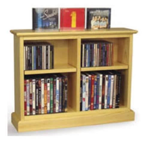build a dvd cabinet bookcase woodworking plans woodworker magazine