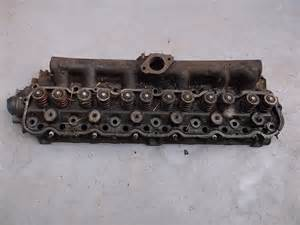 1965 1966 1967 Mustang 200 Cid 6 Cyl Cylinder Head Core