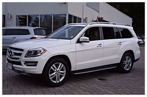 A turbocharger compresses the air entering the cylinders, allowing more air (and. 2014 Mercedes-Benz GL 450 4MATIC SUV | Polar White U12858