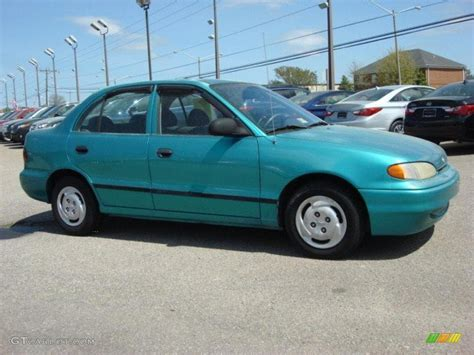 96 Hyundai Accent by 1996 Hyundai Accent I Sedan Pictures Information And