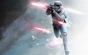 Juan Martín García Forn - First Order Stormtrooper