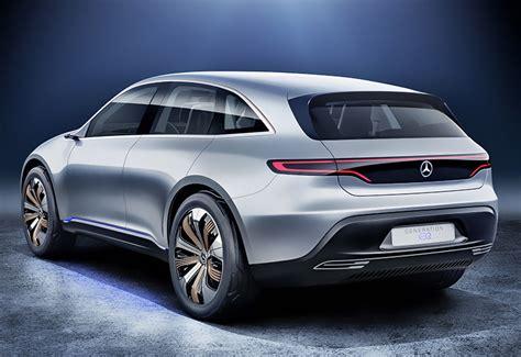 2016 Mercedesbenz Generation Eq Concept характеристики