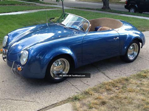 1957 Porsche Speedster Replica by 1957 Porsche 356 Speedster Replica