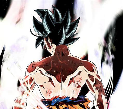 Dragon Ball Super Goku Digital Art By Babbal Kumar