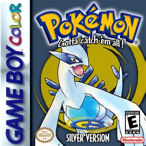 Play Pokemon Silver Version Nintendo Game Boy Color