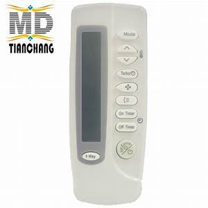For Samsung Split And Portable Air Conditioner Remote