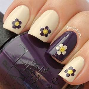 15 + Cute & Easy Fall Nail Art Designs, Ideas, Trends ...