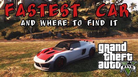 gta  fastest car  gta    find  coil