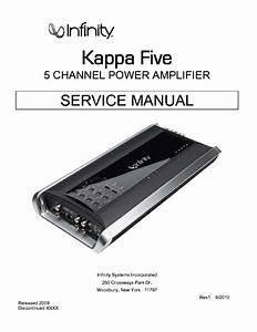 Drager Infinity Kappa Service Manual